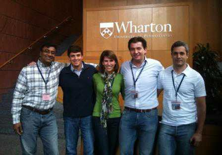 Mba Education Wharton by New Orleans Based Wharton Mba Student Blogs About
