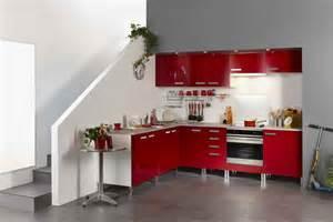 wandgestaltung wohnzimmer cuisine en u leroy merlin