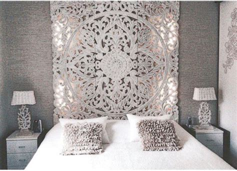bohemian headboard home accessory bedding tumblr bedroom bohemian boho