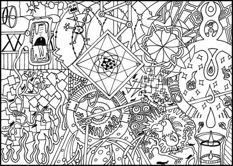 coloring page detailed best detailed coloring pages coloringsuite