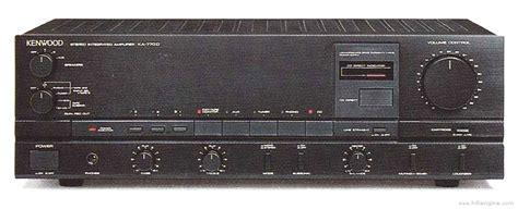 Power Lifier Kenwood kenwood home stereo schematics kenwood get free