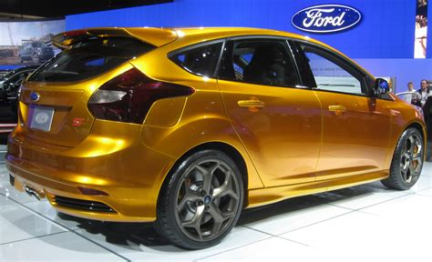 2011 ford focus st 2011 ford focus st release date