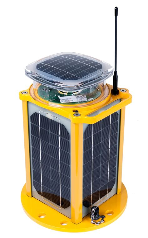 solar powered runway lights carmanah introduces the solar powered high intensity