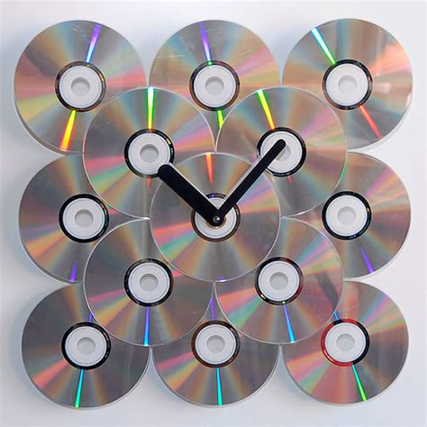 Unique Wall Clock by 25 Brilliant Diy Ideas How To Recycle Your Old Cds