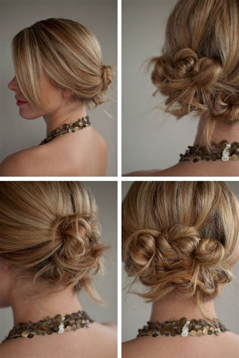 Twist And Pin Hairstyle by 30 Days Of Twist Pin Hairstyles Day 19 Hair