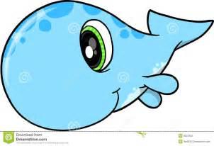 Cute whale clip art cute whale vector 9231332 jpg