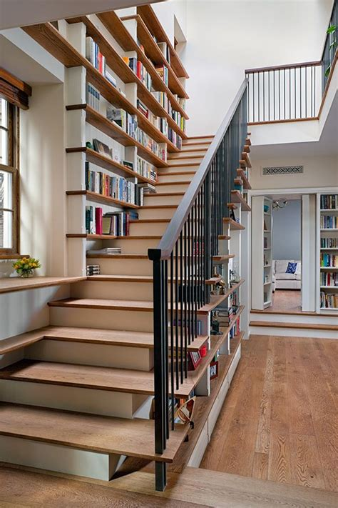 staircase bookshelves pin by dainis graveris on bookshelves pinterest