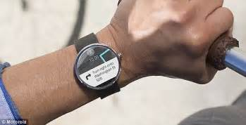 Samsung's next Gear A smartwatch will boast a round face and GPS   Daily Mail Online