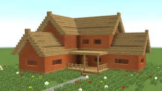 creating the not so big house minecraft how to build big wooden house 3 youtube