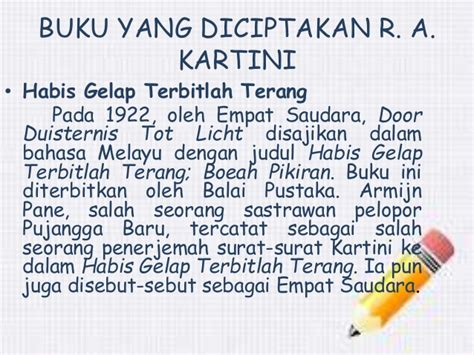 Buku Habis Gelap Terbitlah Terang R A Kartini Armijn Pane biografi r a kartini