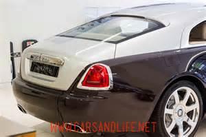 Most Powerful Rolls Royce The Most Powerful Rolls Royce Built Wraith