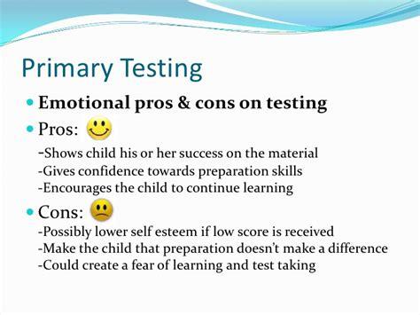 Standardized Testing Essay by Essay On Standardized Testing Pros