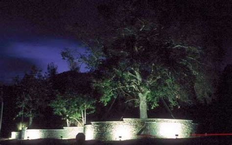 Landscape Lighting Wall Wash Landscape Lighting Shines Brightly Thanks To New Technolgy