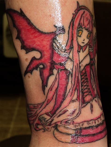 anime tattoos anime tattoos