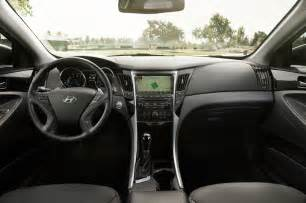 Hyundai Sonata Inside 2014 Hyundai Sonata Interior Photo 16