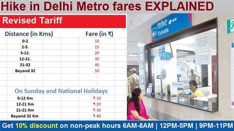 delhi metro delhi govt and state bjp president oppose metro fare hike metro rail news