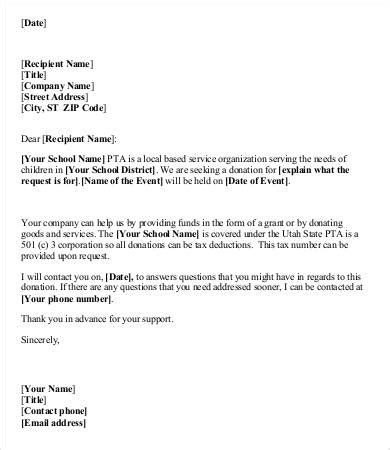 charity request refusal letter how to write a rejection letter for donation request