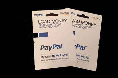 Gift Card Money To Paypal - how to instantly load money to your paypal account with my cash card