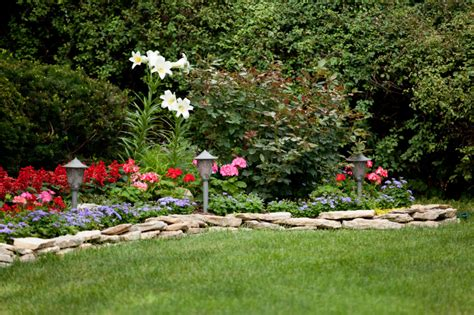 flower bed lights 25 magical flower bed ideas and designs
