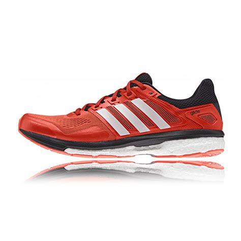 orange sneakers mens adidas supernova glide boost 8 mens orange sneakers