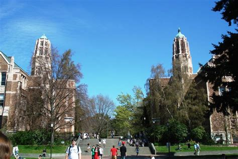 Seattle U Mba Deadlines by Of Washington Admissions Sat Scores More
