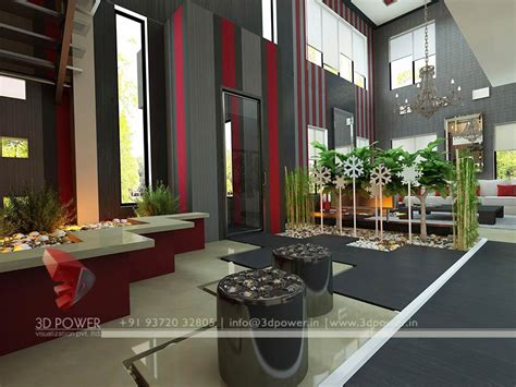3d Home Interior Gallery Interior 3d Rendering 3d Interior Visualization 3d Interior Design Interior
