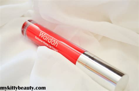 Wardah Lip wardah exclusive matte lip mykittybeauty