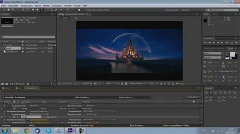 template after effects cs6 eigenes walt disney intro erstellen after effects cs6