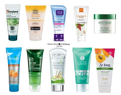10 Best Scrubs by Best Scrubs For Skin Blackheads In India Our