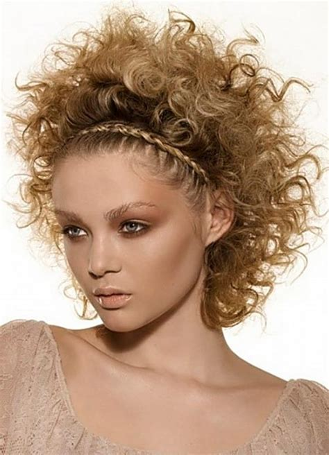 Braided Hairstyles For Curly Hair by Gorgeous Braided Hairstyles For Curly Hair