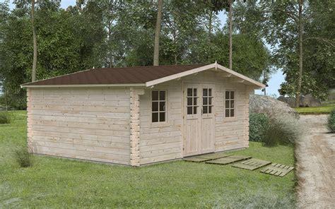 gerätehaus garten holz gartenhaus gera 8 44 mm ca 500x400 cm holzwurm obersayn