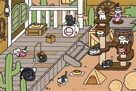 zen layout neko atsume pok 233 mon go fans have you checked on your neko atsume cats
