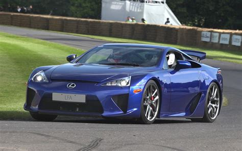 lexus supercar lfa that s all lexus built its 500th and final lfa supercar