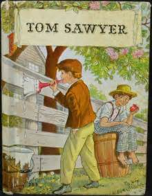 the adventures of tom sawyer by mark twain jason s book
