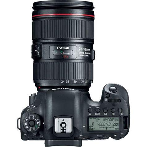 Kamera Canon Eos 6d Ii Kit 24 105 F 4l Is Usm jual canon eos 6d ii kit 24 105mm f 4 kamera dslr
