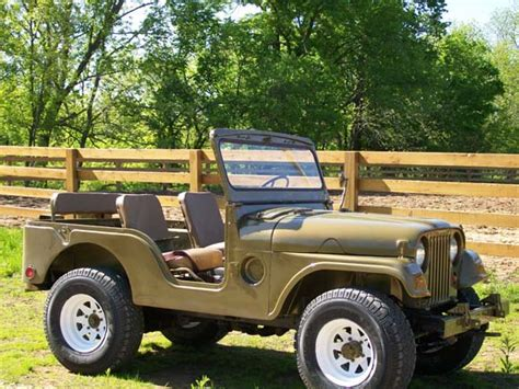 kaiser willys jeep ron bradford