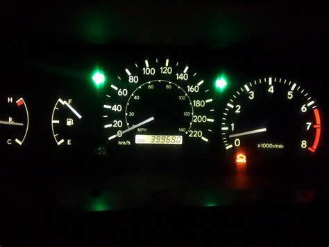1996 Toyota Camry Dash Lights Change Dash Light Colors Toyota Nation Forum Toyota