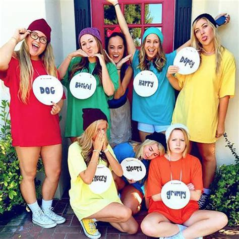 themes for group photo 23 disney halloween costumes that will make you feel