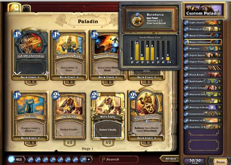 hearthstone deck how to build a kick paladin deck in hearthstone for