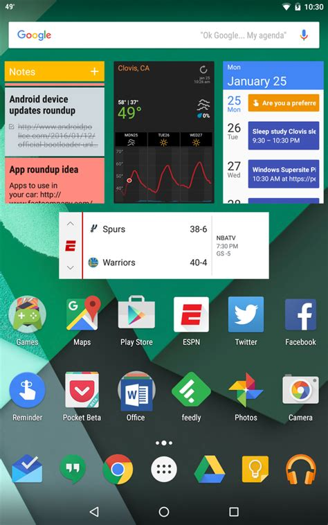 tablet widgets why we need a new nexus 7 greenbot