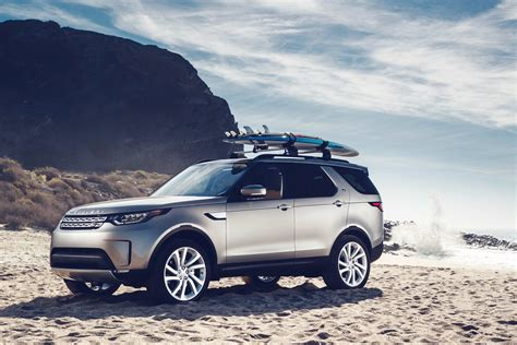 best land rover discovery year the best cars of 2017 range rover lexus and more the