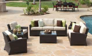 All Weather Wicker Patio Chairs All Weather Wicker Furniture Patio Furniture The Patio Collection