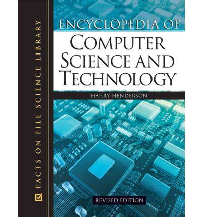 reference books computer science encyclopedia of computer science and technology harry
