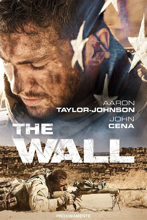 405775 the wall the wall 2017 posters the movie database tmdb