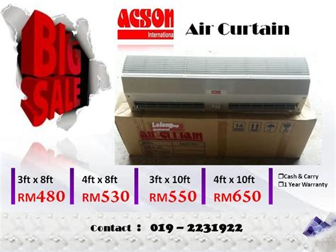 air curtain acson acson air curtain for air conditi end 8 16 2016 12 10 pm