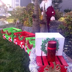 how to fix christmas lawn ornaments 100 best outdoor diy decorations prudent pincher