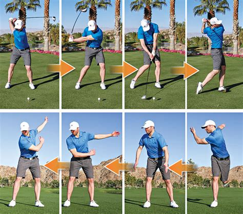 swing full slapshot golf tips magazine
