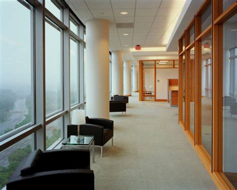 Capital One Executive Office by Capital One Headquarters Bonstra Haresign Architects