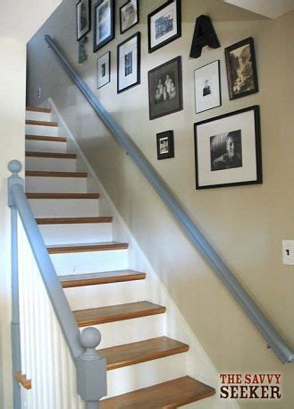 painted banisters pictures 17 best images about banister ideas on pinterest dark stains newel posts and room
