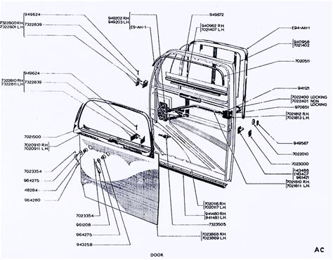 car door lock parts diagram marvellous car door lock parts diagram photos best image